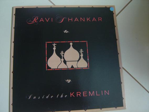 Lp - Ravi Shankar - Inside The Kremlin - Zerado