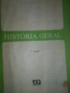 História Geral- Maria Januária Vilela Santos