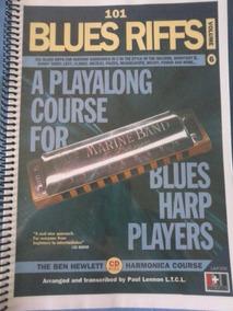 Metodo Importado 101 Blues Riffs - Aprenda Gaita Blues