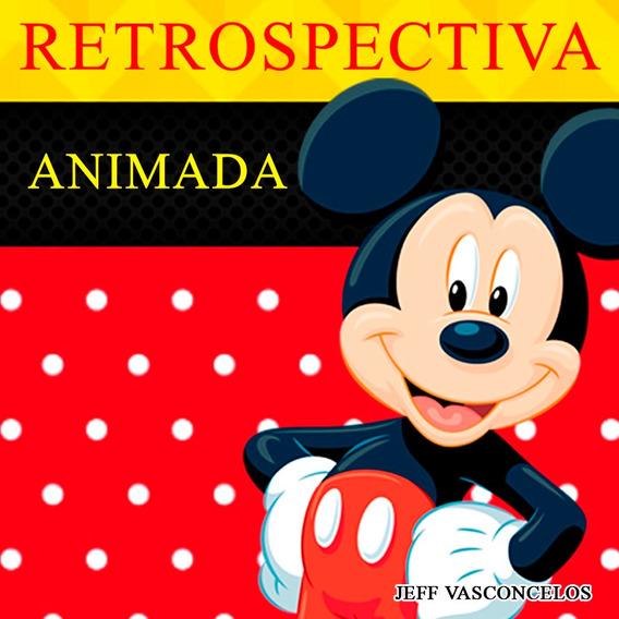 Retrospectiva Animada Mickey Mouse