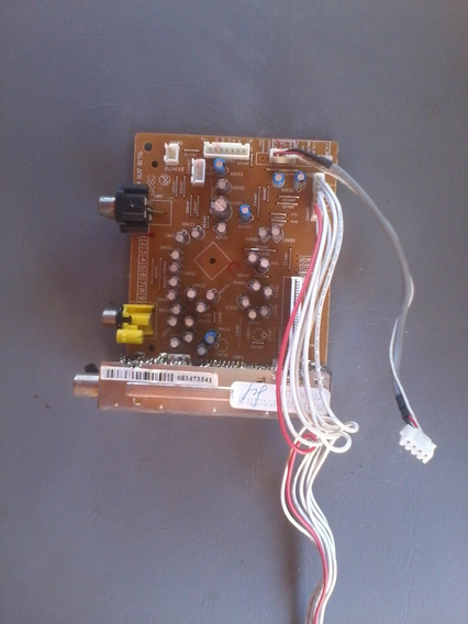 Placa Tuner Do Som Da Toshiba Ms 7716mp3
