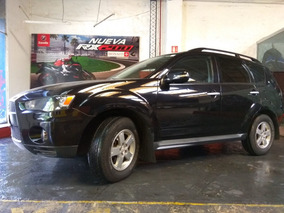 Camioneta Mitsubishi Outlander 4x4 Automatico Sec Permuto