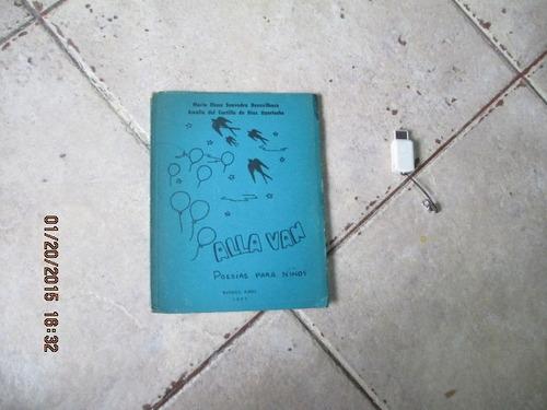 Alla Van - Poesias Para Niños  M. Basavilbaso / A. Ugarteche