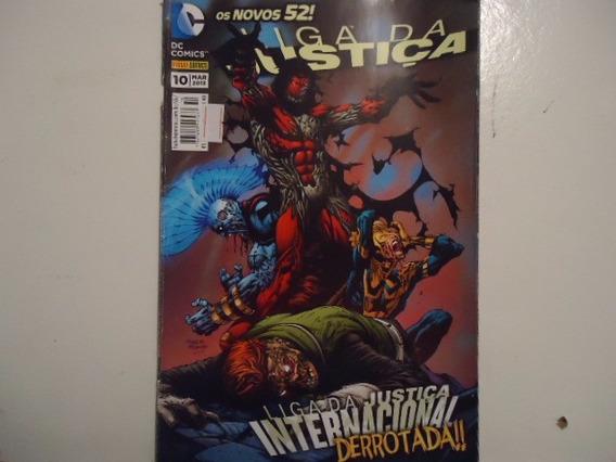 Marvel Liga Da Justiça Internacional Derrotada !