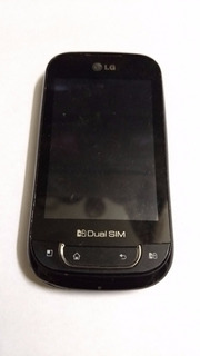 Celular Lg Optimus P698 Original Wifi Dual Chip