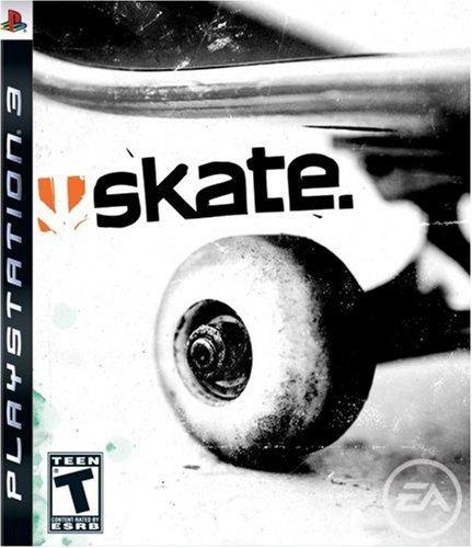 Skate - Ps3 - Mídia Física Lacrado - Nf