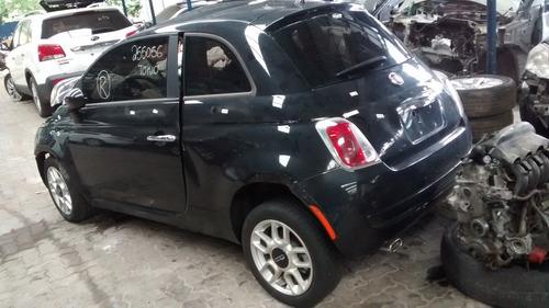 Imagem 1 de 5 de Sucata Batidos Peças Fiat 500 2013