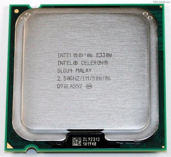 Processador Intel Celeron E3300 Soquete 775