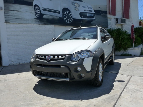Fiat Strada Adventure Dc 3 P Locker Xtreme 0km 2019