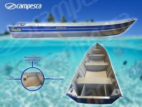 Barco Aluminio Borda Alta 6m Br Tibagi Super Reforçado 2017