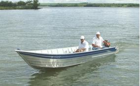 Barco Aluminio Borda Alta 6m Pety Garantia 5 Anos Completo
