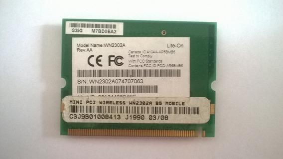 Mini Pci Wireless Wn2302a Bg Mobile