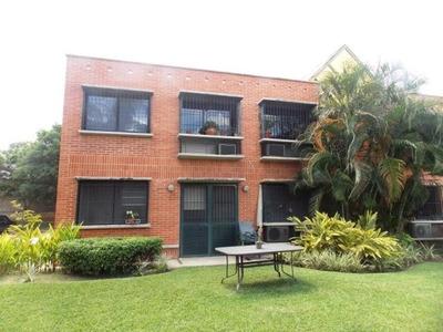 Mh Venta Apartamento Planta Baja Tipo Casa Con Terraza