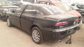Sucata Alfa Romeo 156 2000, Import Multipeças