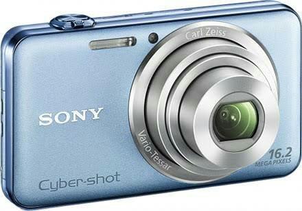 Câmera Sony Wx50