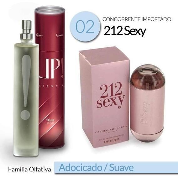 Up! New York - 212 Sexy* - Perfume Feminino (50ml)