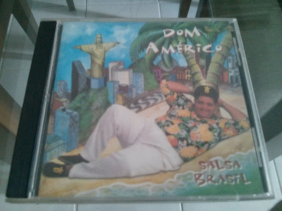 Cd Dom Américo - Salsa Brasil