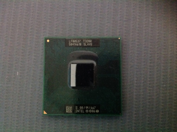 Processador Intel Pentium Dual Core T3200 2.00/1m/667 Slavg