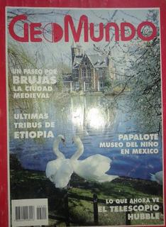Lote De 52 Revistas Geomundo