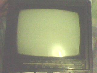 Tubo De Imagem Cinescópio Tv 5 Polegadas Preto E Branco