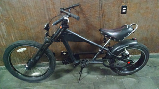 Bicicleta Chopper Schwinn Stingray By Occ Pta Acomp Motor