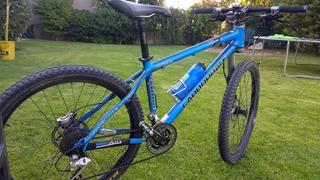 Bicicleta Mtb Cannondale F2 Alta Gama R 26 27 V Lefty