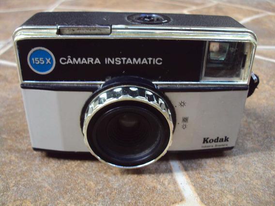 Máquina Fotográfica Foto Kodak Câmara Instamatic 155x B