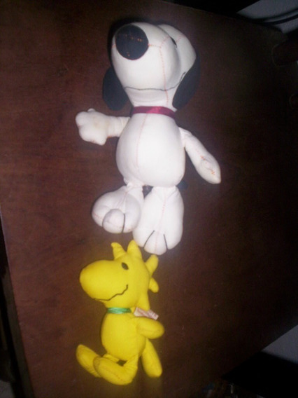 Snoopy E Woodstock