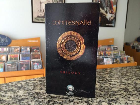Whitesnake - Trilogy (fita Vhs)