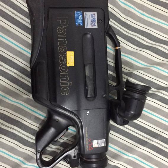 Filmadora Panasonic No Estado Nao Testada