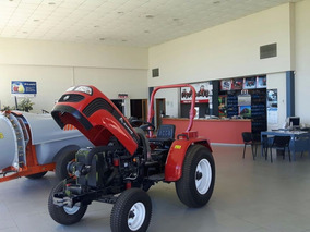 Tractor Hanomag 300p Parquero 0km