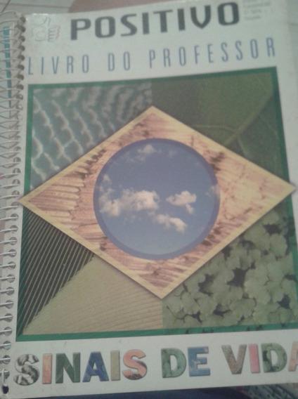 Positivo Sinais Vida Livro D Prof Geografia Ens. Fundamental