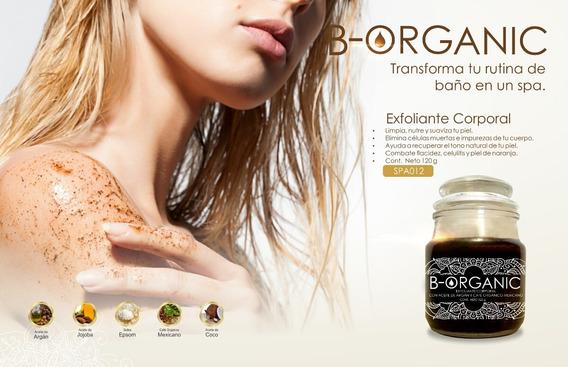 Exfoliante De Cafe Y Aceites Organicos