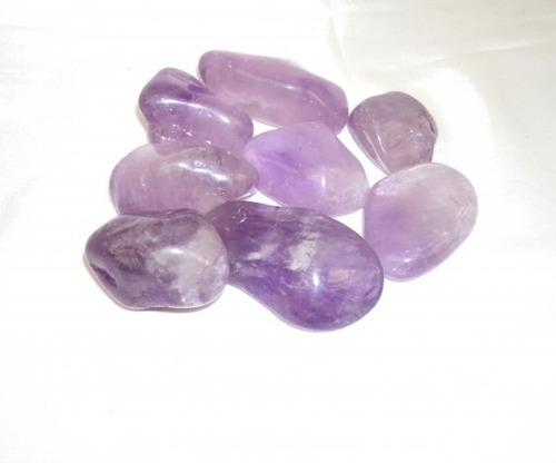 Pedra Rolada Ametista 100g - 4350