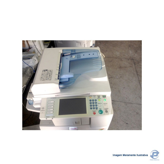 Ricoh Mpc2550 Multifuncional Colorida Laser