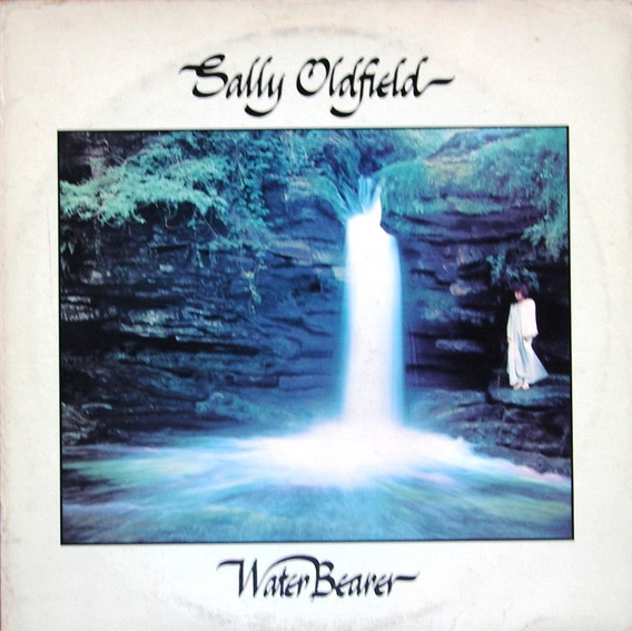 Sally Oldfield - Water Bearer - Lp Usa Año 1981