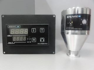 Vacuómetro. Unidad De Medición + Cabezal Tipo Pirani