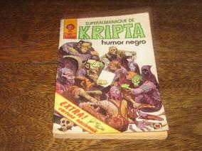 Superalmanaque De Kripta Nº 1 1980 C/130 Págs. Rio Gráfica