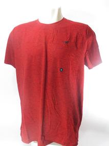Camisa Hollister Masculina Vermelha Original Tamanho Gg