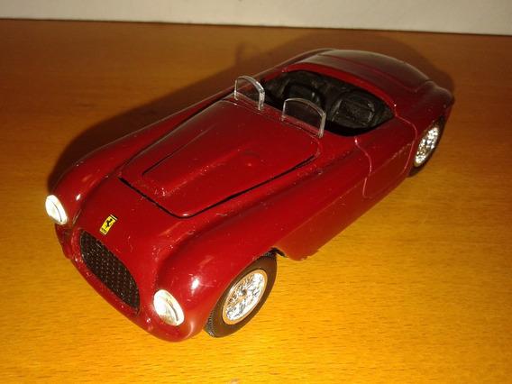 Ferrari 1948 166 Mm 1/38 Colección Shell
