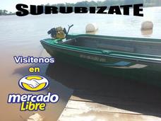 Motor Fuera Borda 13hp 4t A. Man/electrico Con Pata Surubi