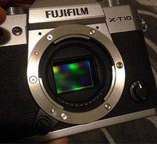 Camara Fujifilm Xt10