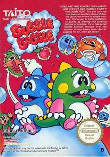 Juego Bubble Bobble Original Nintendo Nes Palermo Z Norte