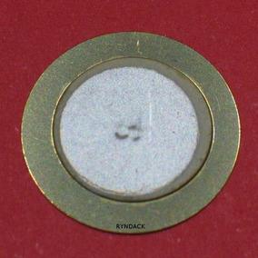 40 Peças * Transdutor Piezo Piezoelétrico Disco 15 Mm