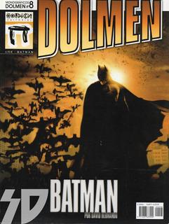 Batman Begins / Dc Comics / Monografico 8 / Dolmen