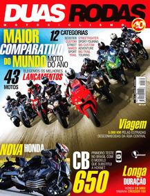 Revista Duas Rodas - 470 - Novembro 2014 - Frete Grátis