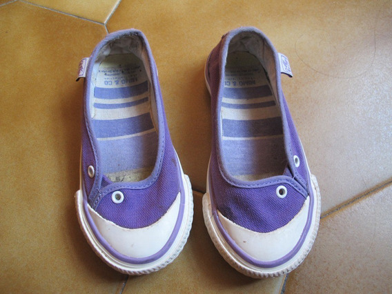 Alpargatas / Zapatos / Guillerminas Mimo Nro 25