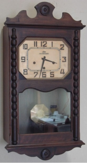 * Relógio Carrilhão Odo Westminster *