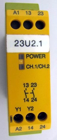 Relé De Segurança Pliz X7 220v