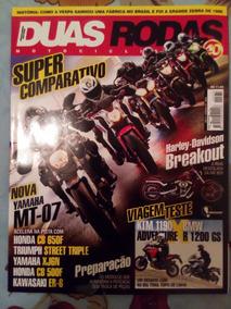 Revista Duas Rodas - 475 - Abril 2015 - Frete Grátis